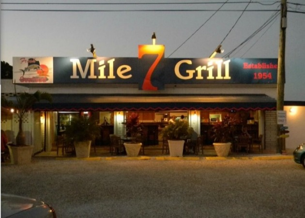 Sea Isle Dining - 7 Mile Grill