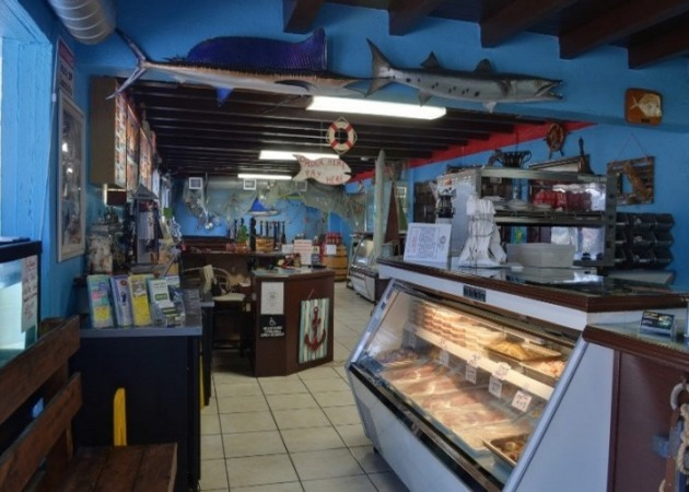 Sea Isle Dining - King Seafood Market & Restaurant