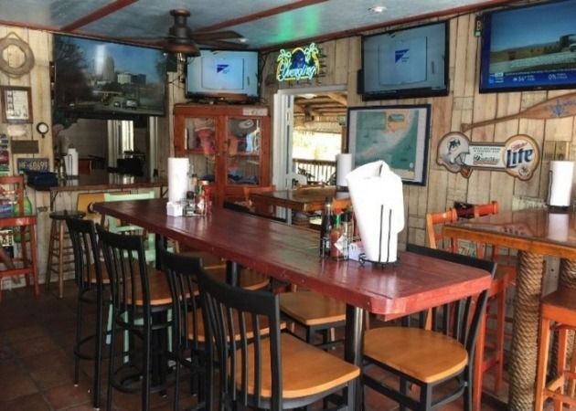 Sea Isle Dining - S.S. Wreck & Galley Grill
