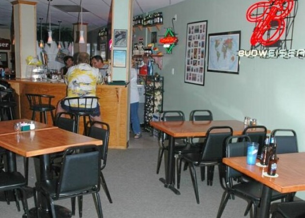 Sea Isle Dining - Upper Crust Pizza, Inc.